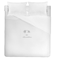 Breathless Duvet Cover (full/queen Size) by morbidcandy