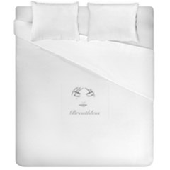 Breathless Duvet Cover (double Size) by morbidcandy