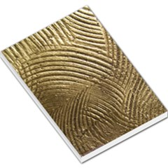 Brushed Gold 050549 Large Memo Pads by AlteredStates