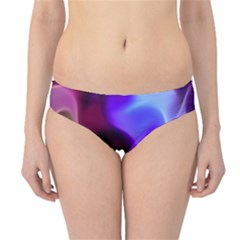 Rippling Satin Hipster Bikini Bottoms by KirstenStar