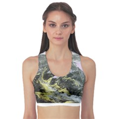 Black Ice Sports Bra