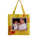 fall - Grocery Tote Bag