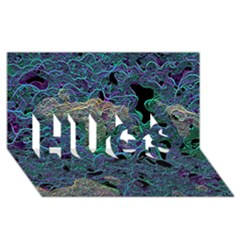 The Others 2 Hugs 3d Greeting Card (8x4)  by InsanityExpressed