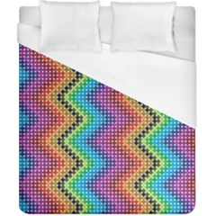 Aztec 3 Duvet Cover Single Side (Double Size) by theimagezone
