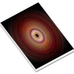 Colour Twirl Large Memo Pads by InsanityExpressed