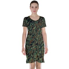 Duckyflage Short Sleeve Nightdresses