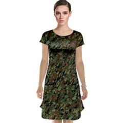 Duckyflage Cap Sleeve Nightdresses