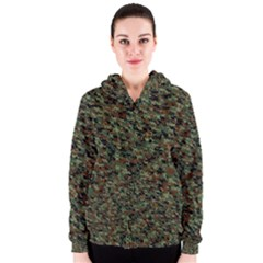 Goatflage Women s Zipper Hoodies