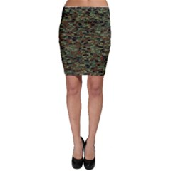 Kittyflage Bodycon Skirts