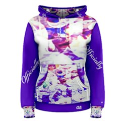 Officially Sexy Candy Collection Purple Women s Pullover Hoodie by OfficiallySexy
