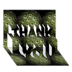 The Others Within Thank You 3d Greeting Card (7x5)