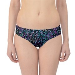 Improvisational Music Notes Hipster Bikini Bottoms by urockshop