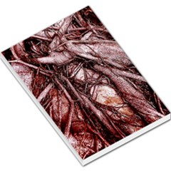 The Bleeding Tree Large Memo Pads
