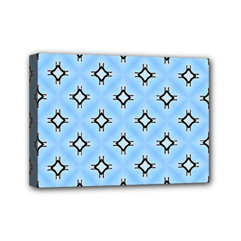 Cute Pretty Elegant Pattern Mini Canvas 7  X 5