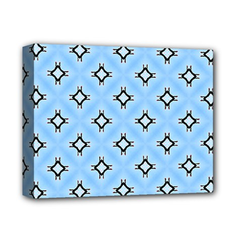 Cute Pretty Elegant Pattern Deluxe Canvas 14  X 11