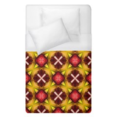 Cute Pretty Elegant Pattern Duvet Cover Single Side (Single Size) by creativemom