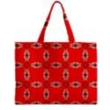Cute Pretty Elegant Pattern Zipper Tiny Tote Bags View2