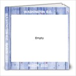 Washington con Jorge - 8x8 Photo Book (20 pages)