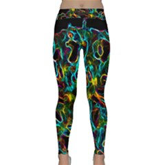 Soul Colour Yoga Leggings by InsanityExpressedSuperStore