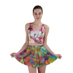 Colorful Autumn Mini Skirts by KirstenStarFashion