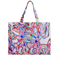 Soul Colour Light Tiny Tote Bags by InsanityExpressedSuperStore