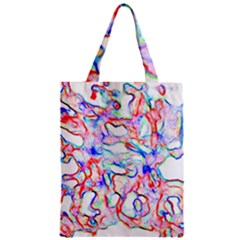 Soul Colour Light Classic Tote Bags by InsanityExpressedSuperStore