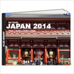JAPAN 2014 - 7x5 Photo Book (20 pages)