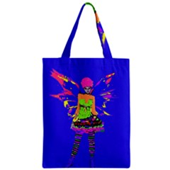 Fairy Punk Classic Tote Bags by icarusismartdesigns