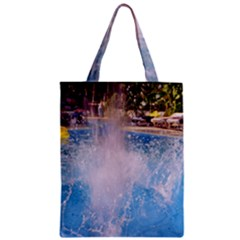 Splash 3 Classic Tote Bags by icarusismartdesigns