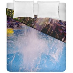 Splash 3 Duvet Cover (double Size) by icarusismartdesigns