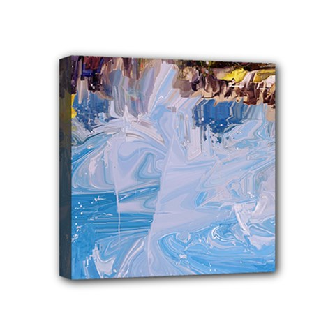 Splash 4 Mini Canvas 4  X 4