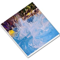 Splash 4 Small Memo Pads by icarusismartdesigns