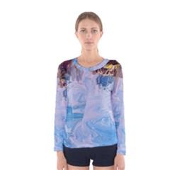 Splash 4 Women s Long Sleeve T Shirts