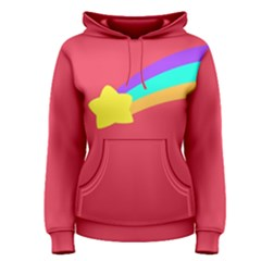 shooting star Women s Pullover Hoodies by ULTRACRYSTAL