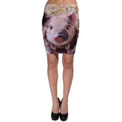 Sweet Piglet Bodycon Skirts