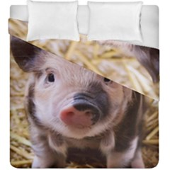 Sweet Piglet Duvet Cover (king Size)