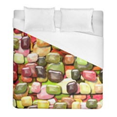 Stones 001 Duvet Cover Single Side (twin Size)