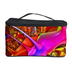 Biology 101 Abstract Cosmetic Storage Cases by TheWowFactor