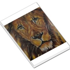 Cecil The African Lion Large Memo Pads