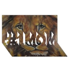Cecil The African Lion #1 Mom 3d Greeting Cards (8x4)