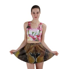 Cecil The African Lion Mini Skirts