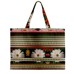 Pattern Bags Zipper Tiny Tote Bags by infloence