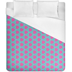 Cute Pretty Elegant Pattern Duvet Cover Single Side (Double Size) by creativemom