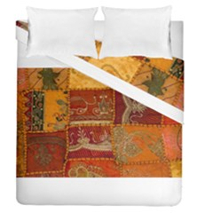 India Print Realism Fabric Art Duvet Cover (full/queen Size) by TheWowFactor