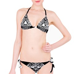 Skull Bikini Set by ImpressiveMoments
