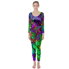 Powerfractal 4 Long Sleeve Catsuit by ImpressiveMoments