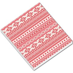 Fancy Tribal Borders Pink Small Memo Pads by ImpressiveMoments