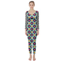 Pattern 1282 Long Sleeve Catsuit by creativemom