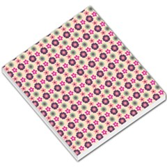 Cute Floral Pattern Small Memo Pads by creativemom