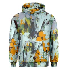 Abstract Country Garden Men s Pullover Hoodies by theunrulyartist